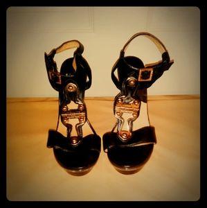 Michael Kors Plarform High Heel Shoes